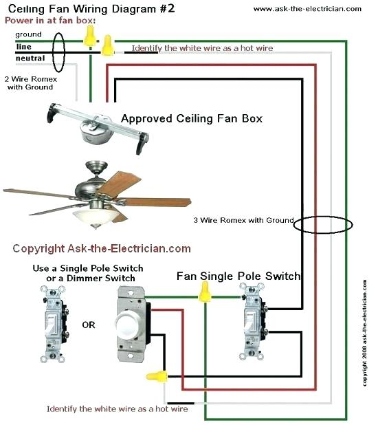 Hampton Bay Ceiling Fan 3 Speed Switch Wiring Diagram - Database