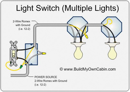 Peachy Electrical Wiring House Lights Basic Electronics Wiring Diagram Wiring Cloud Eachirenstrafr09Org