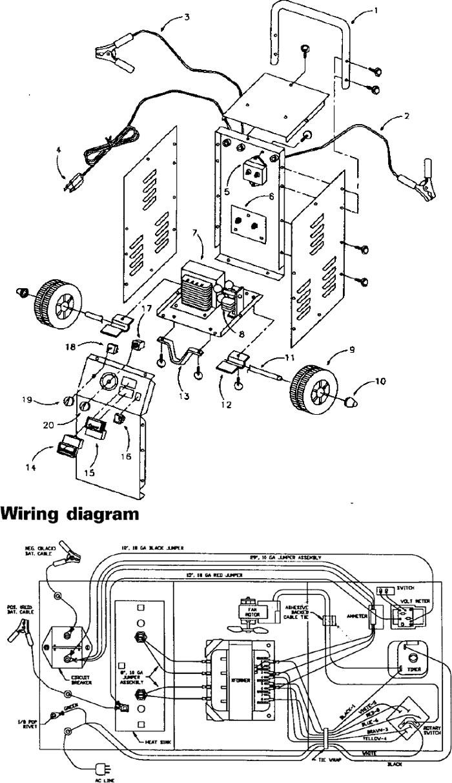 OF_2282] Chicago Pneumatic Wiring Diagram Schematic Wiring
