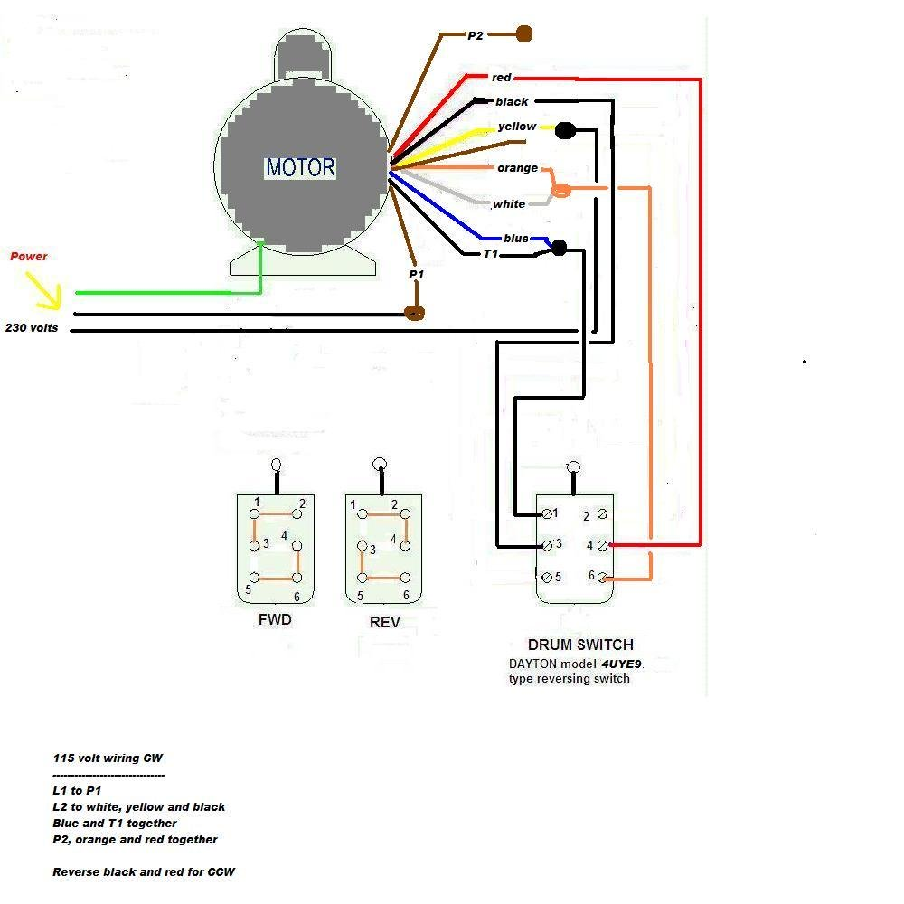[SCHEMATICS_4LK]  GD_1816] Phase Motor Wiring Diagram How Do I Wire Up My Drum Switch 220V Wiring  Diagram | Wiring Diagram I Tried Up The Switch And |  | Nect Funa Alypt Olyti Viewor Mohammedshrine Librar Wiring 101