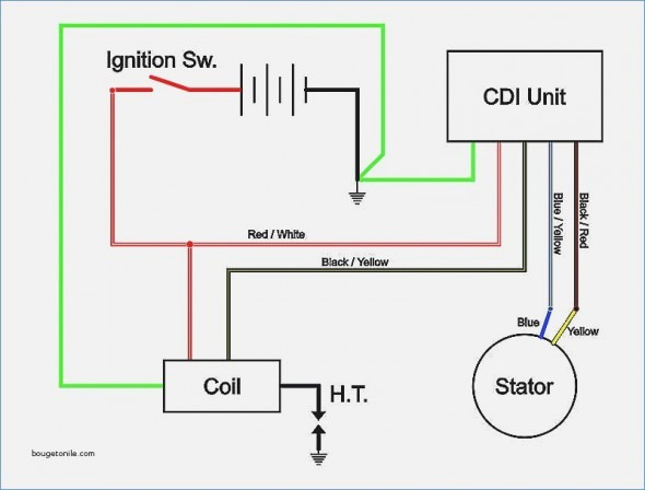 5 Wire Cdi Box Diagram Fusebox And