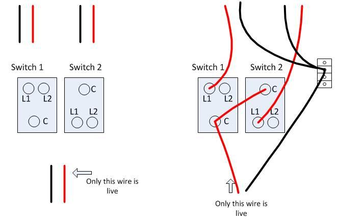 Lk 1512 Wiring A Light Switch Two Gang Free Diagram