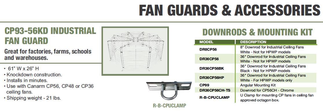 Terrific Cp Series Industrial Ceiling Fans Destratification Fans Air Wiring Cloud Onicaalyptbenolwigegmohammedshrineorg