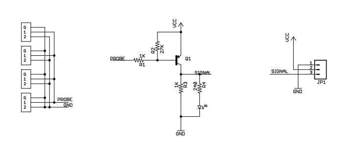 Groovy Water Leak Detection Sensor And Circuit Electrical Engineering Wiring Cloud Licukshollocom
