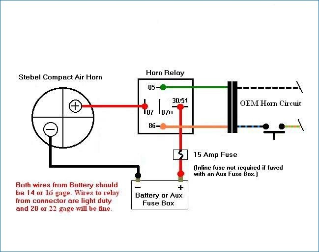 Astounding Stebel Horn Wiring Diagram Basic Electronics Wiring Diagram Wiring Cloud Ostrrenstrafr09Org