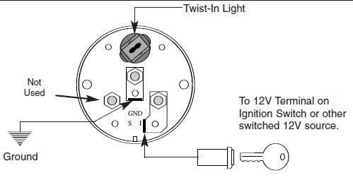 Terrific Volt Gauge Wiring Diagram Basic Electronics Wiring Diagram Wiring Cloud Hisonepsysticxongrecoveryedborg