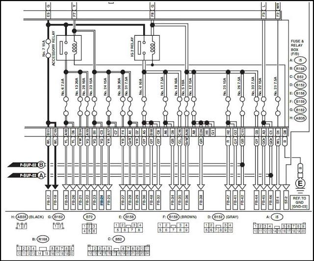 subaru impreza wiring diagram radio nr 7813  2012 subaru wrx stereo wiring diagram subaru wrx radio wiring  subaru wrx stereo wiring diagram