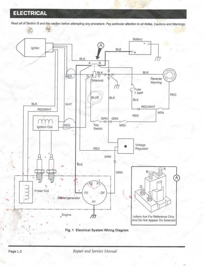 BC_1321] 36 Volt Ezgo Wiring Diagram Additionally 1985 Ezgo Golf Cart  Wiring Schematic WiringPonol Hapolo Mohammedshrine Librar Wiring 101