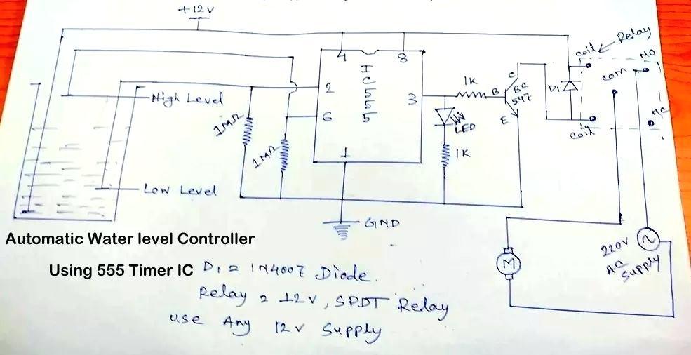 circuit diagram alternating relay switch rm 2619  alternating relay wiring diagram  rm 2619  alternating relay wiring diagram