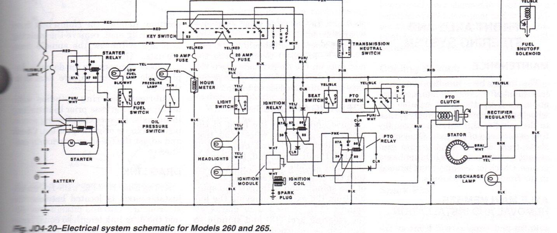 Jd 4430 Wiring Diagram - Get The Wiring Diagram HabitWiring Diagram Schematics