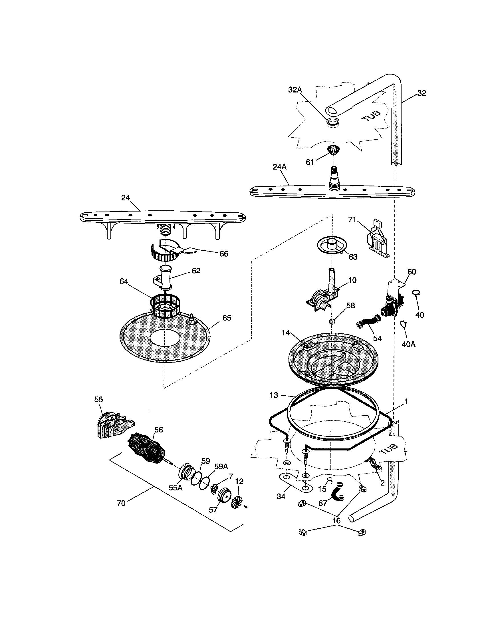FN_7303] Frigidaire Dishwasher Schematic Diagram Free DiagramItis Stre Over Marki Xolia Mohammedshrine Librar Wiring 101