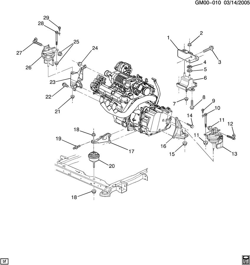 ES_7710] Buick Engine Mounts DiagramAriot Pap Mohammedshrine Librar Wiring 101