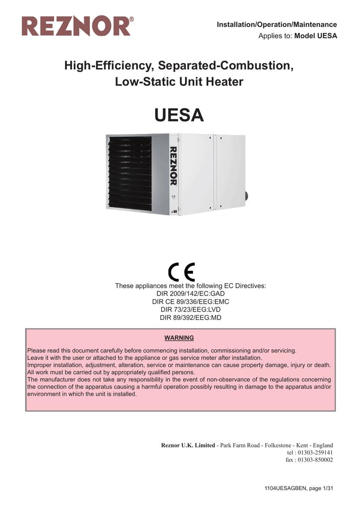 ev8349 wiring diagram as well reznor unit heater wiring
