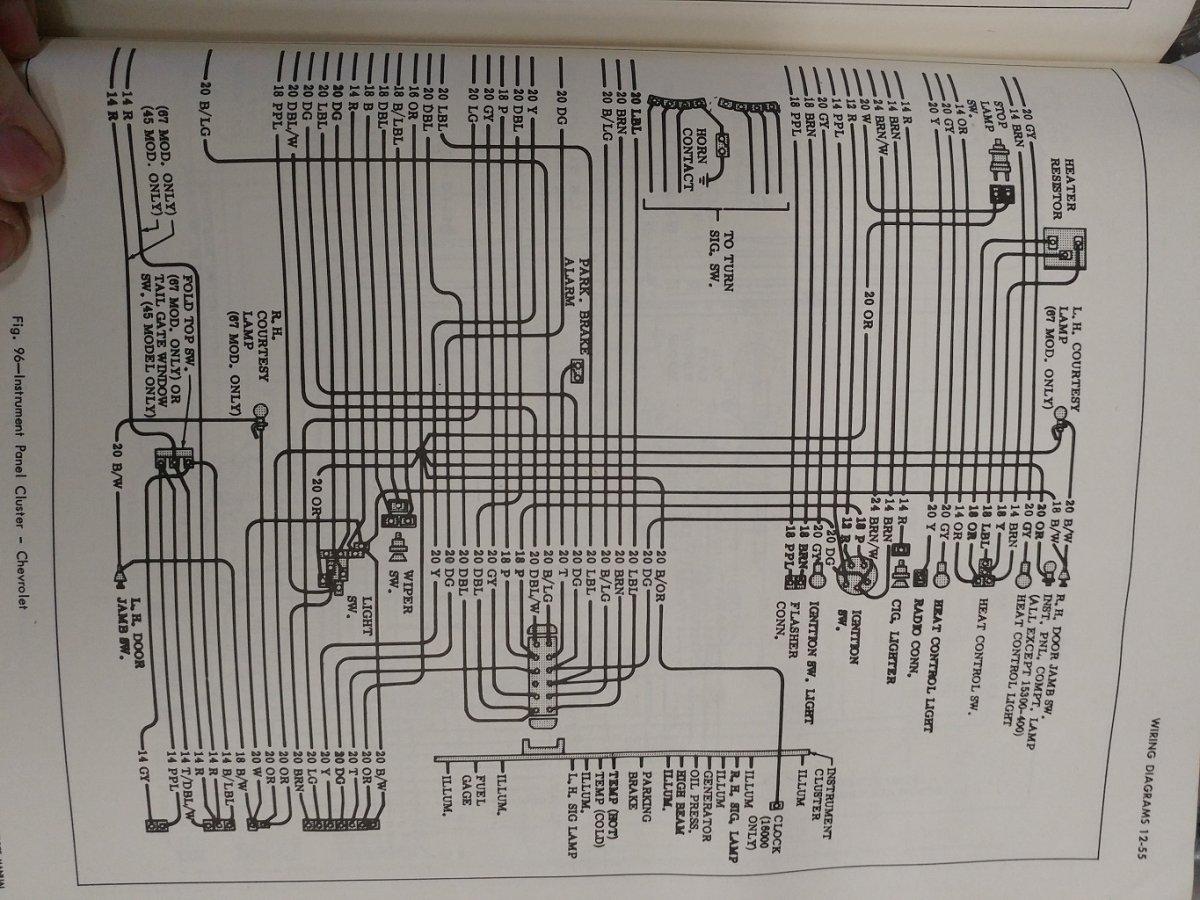XX 40] 40 C40 Chevy Truck Wiring Diagram Download Diagram