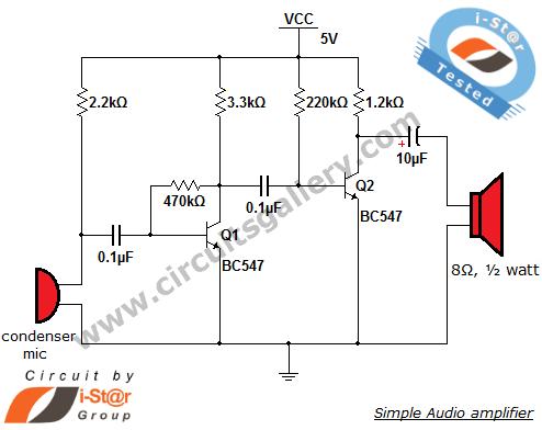 LC_6406] Simple Condenser Microphone Diagram Microphone Circuit Schematic  Schematic WiringNdine Garna Mohammedshrine Librar Wiring 101