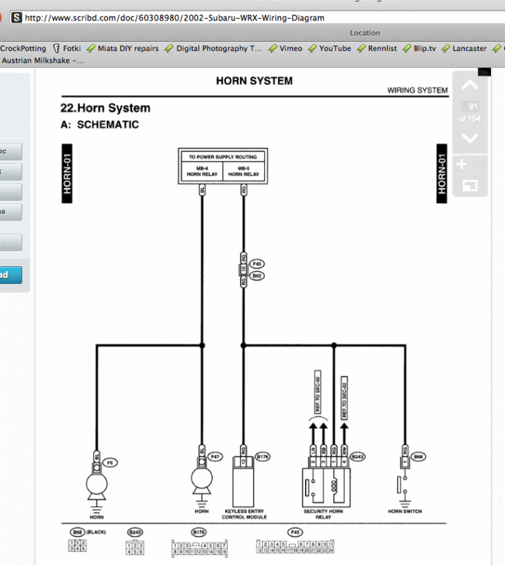 Wondrous Wiring Diagram Wrong For Horn Wire Photo Nasioc Wiring Cloud Mousmenurrecoveryedborg