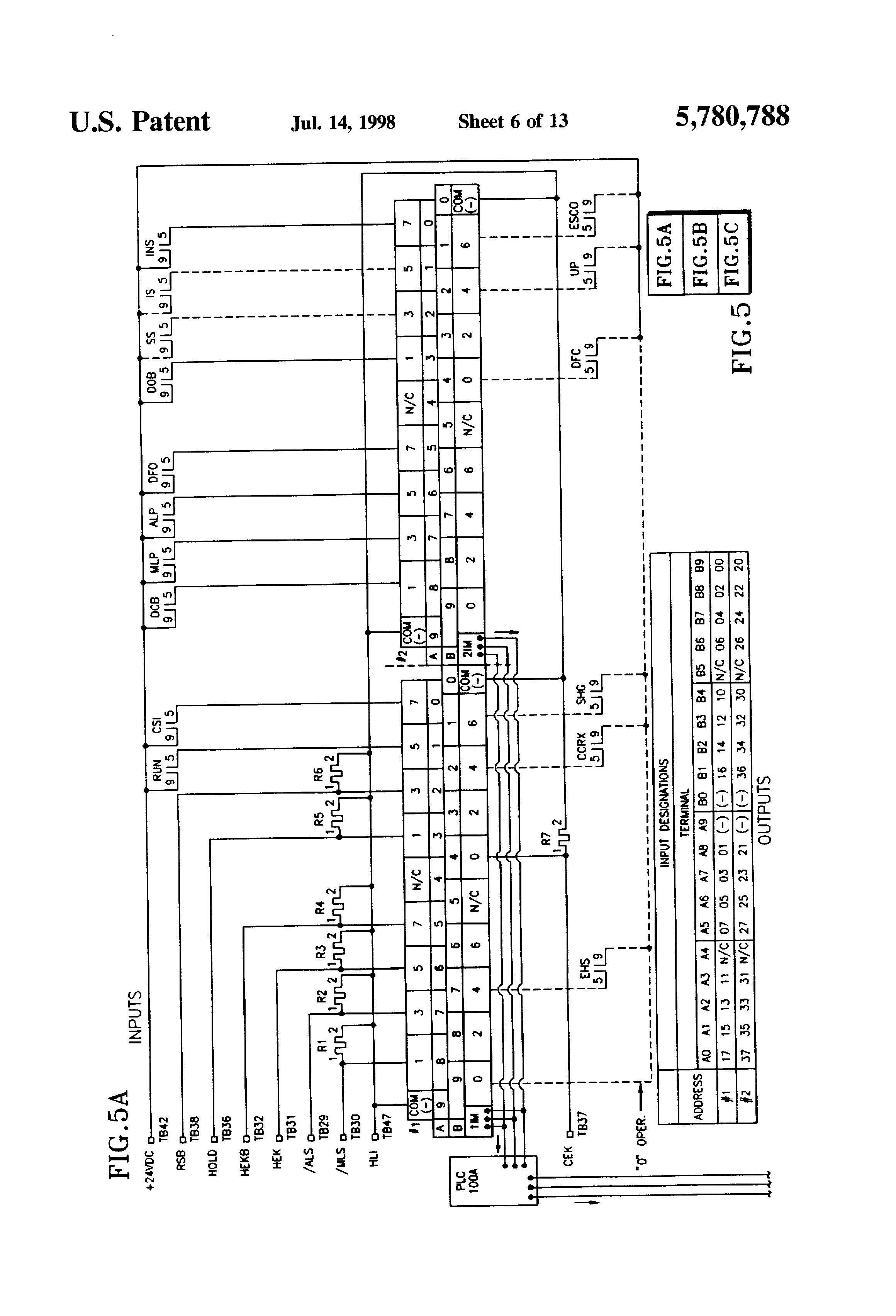 Horton C4190 Wiring Diagram