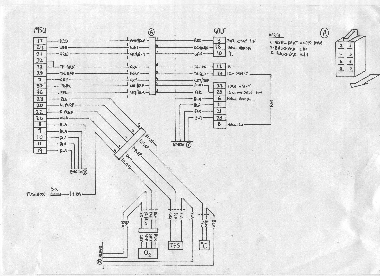 Mk2 Golf Gti Engine Wiring Diagram