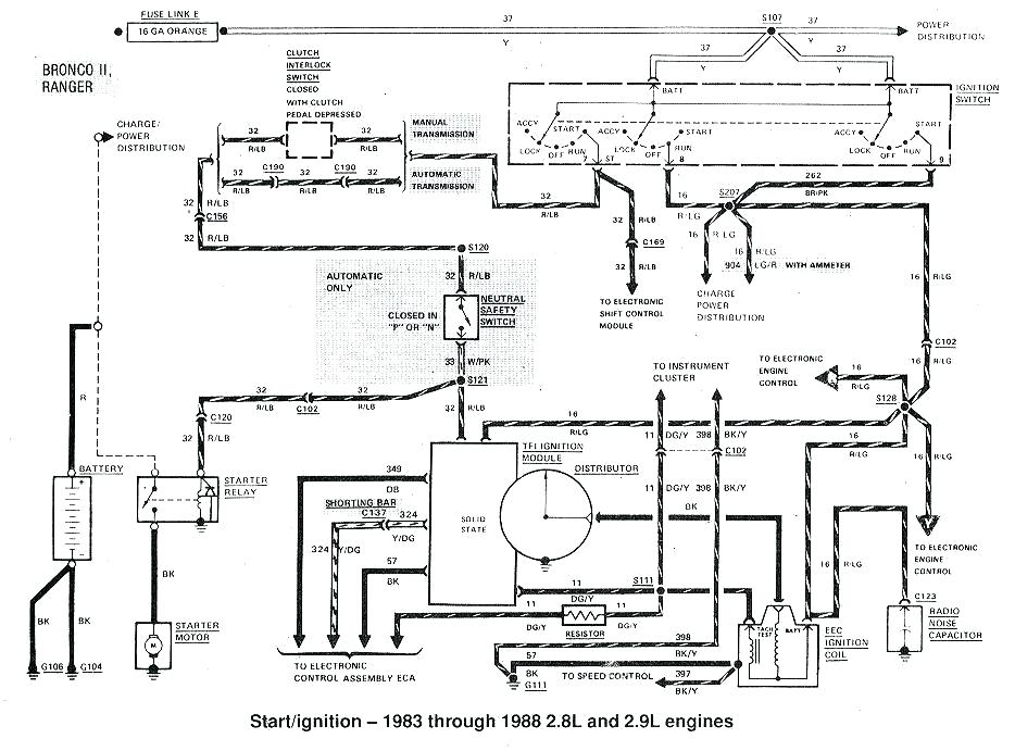 Ford Pinto Engine Wiring Diagram
