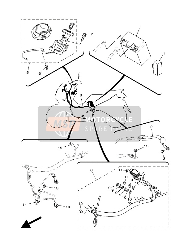 6 20r wiring diagram tf 1964  parts for 9 yamaha wiring diagram free diagram  parts for 9 yamaha wiring diagram free