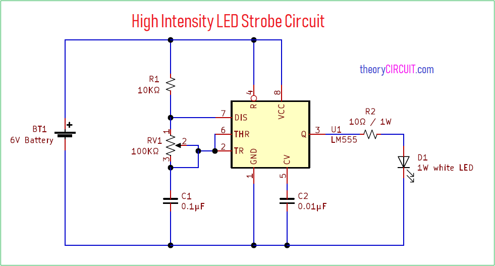 [DIAGRAM_09CH]  NB_8414] Hobby Circuit High Intensity Line Powered Led Flasher Circuits Wiring  Diagram | Led Strobe Wiring Diagram |  | Stica Trons Mohammedshrine Librar Wiring 101