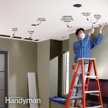 Wiring Diagram Installing Recessed Cans