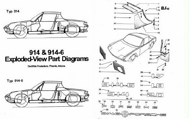 porsche 914 type iv engine diagram ky 7887  porsche 914 engine diagram schematic wiring  porsche 914 engine diagram schematic wiring