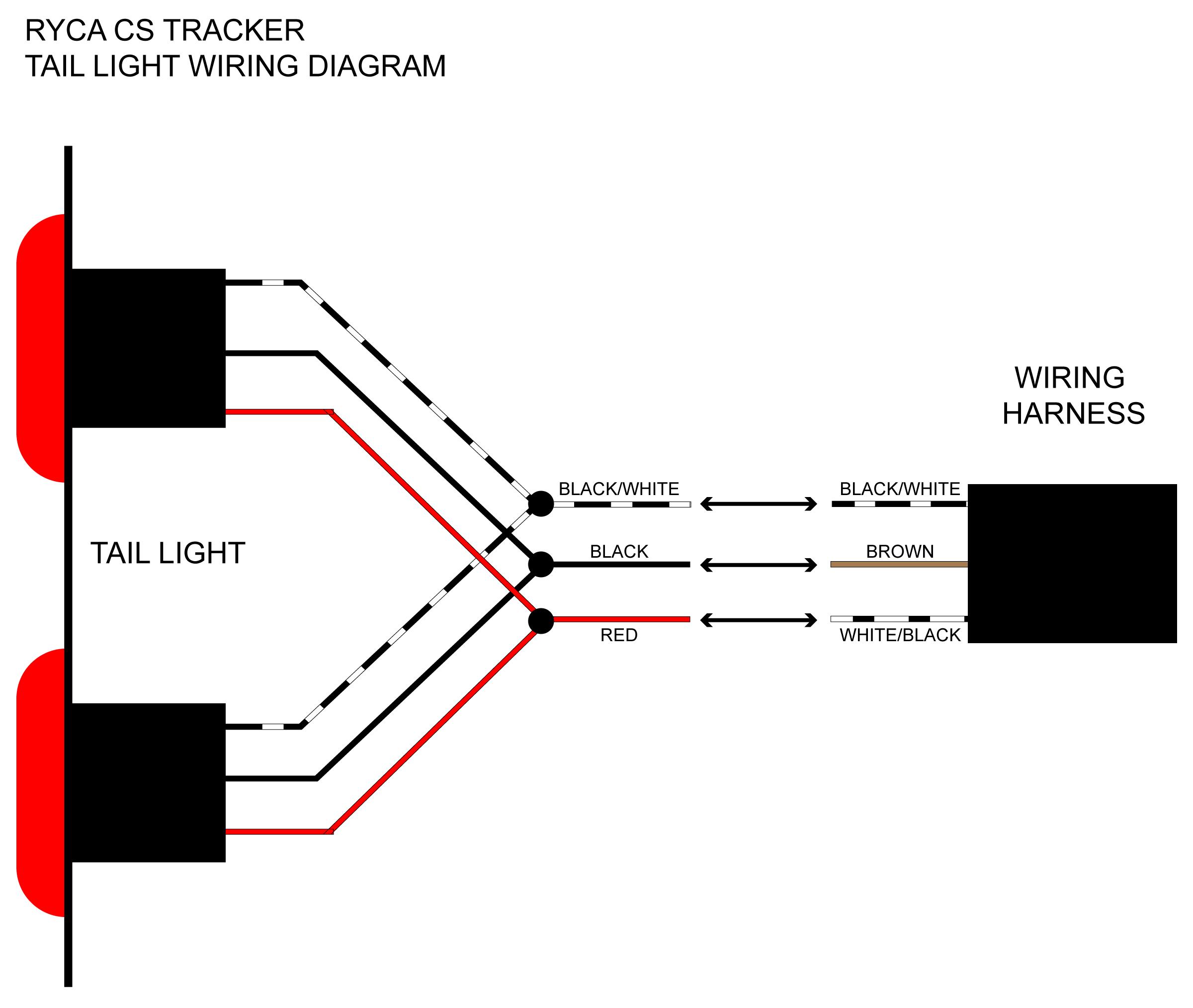 Cz 6417 Trailer Wiring Harness On 7 Blade Trailer Connector Wiring Diagram Free Diagram