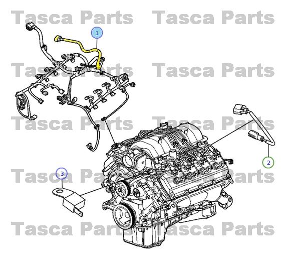Dt 4283  Chrysler Engine Wiring Harness Schematic Wiring