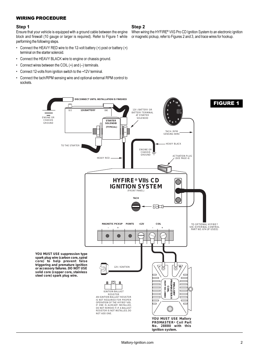 OR_7730] Mallory Hyfire Wiring Diagram On Vw Coil Wiring Diagram Mallory  Free DiagramStic Barba Rele Mohammedshrine Librar Wiring 101