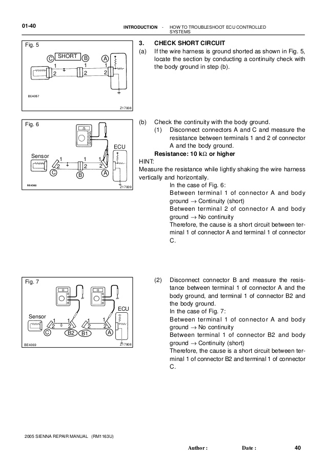 Wiring Diagram For 2005 Toyota Sienna Wiring Diagram For 2000 Gmc Sonoma Wiring Diagram Schematics