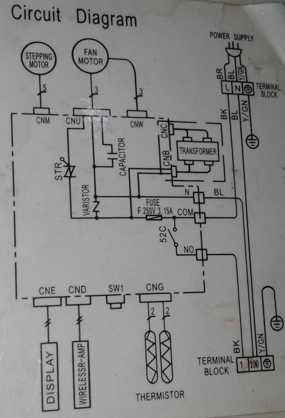 Proton Wira Radio Wiring Diagram