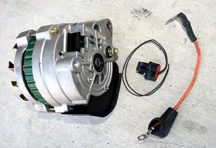 Rv 5940  Two Wire Gm Alternator Wiring Download Diagram