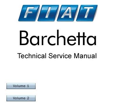 Brilliant Fiat Barchetta Work Shop Manual Service Book Wiring Diagram Repair Wiring Cloud Licukaidewilluminateatxorg