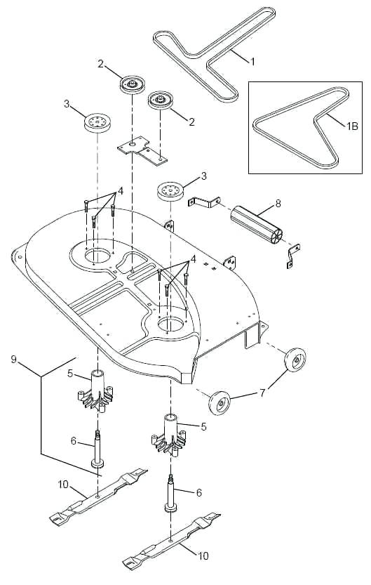 Craftsman 42 Riding Mower Wiring Diagram