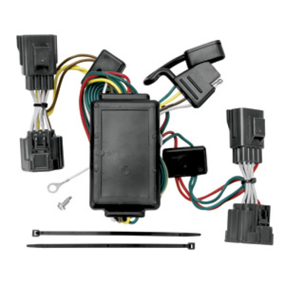 Surprising Trailer Wiring Harness Kit For 06 10 Jeep Commander All Styles Wiring Cloud Hisonepsysticxongrecoveryedborg