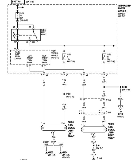LA_7541] 1998 Dodge Ram 3500 Running Light Wiring DiagramIntel Rine Pical Estep Kicep Mohammedshrine Librar Wiring 101