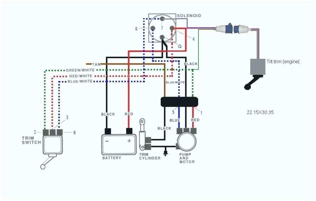 CH_5342] Outboard Trim Motor Wiring Diagram Schematic WiringChim Swas Mang Habi Nowa Numap Mohammedshrine Librar Wiring 101