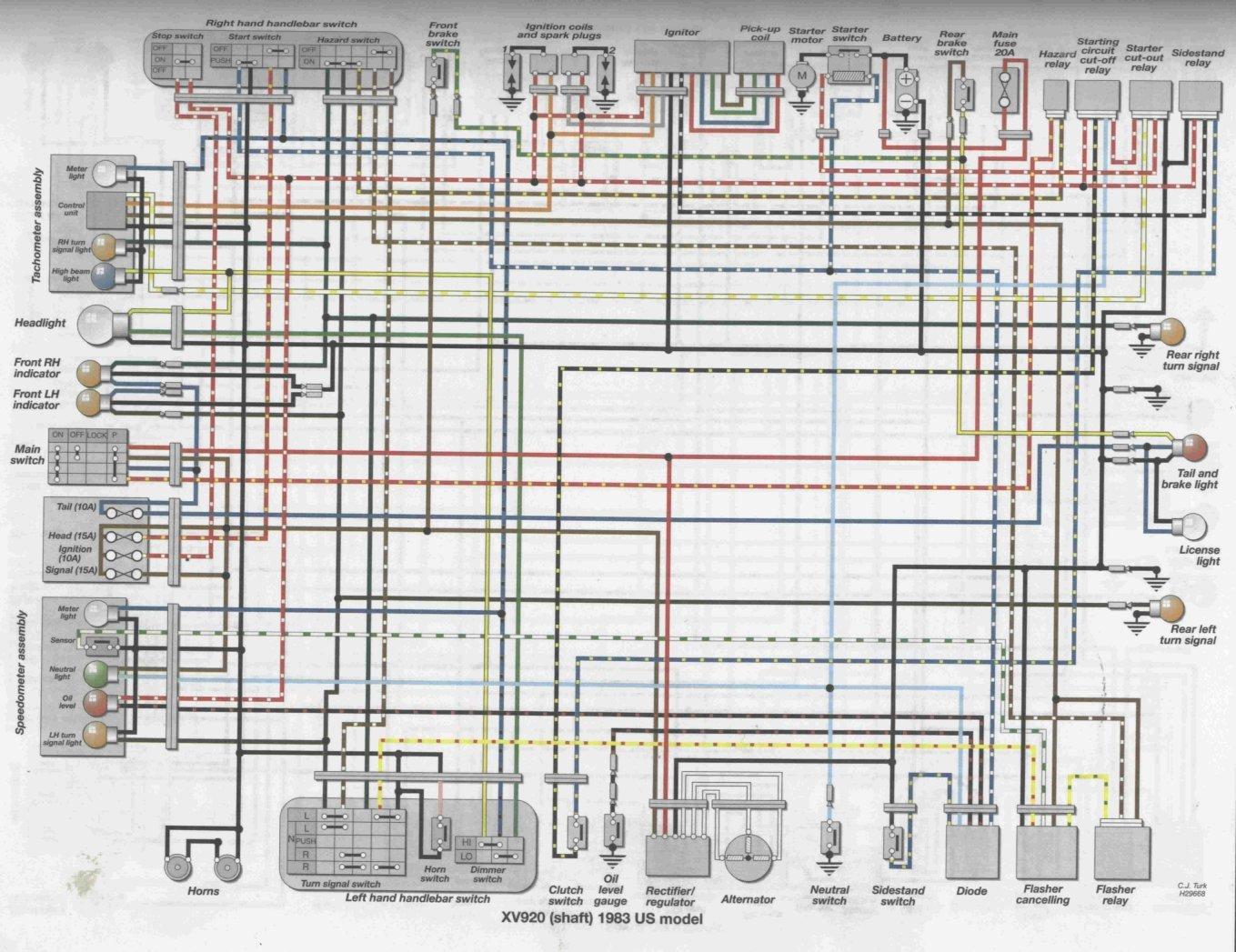 LY_9690] Virago 535 Wiring Schematic Free Download Wiring Diagram Schematic  Download DiagramUmng Omen Apan Mohammedshrine Librar Wiring 101