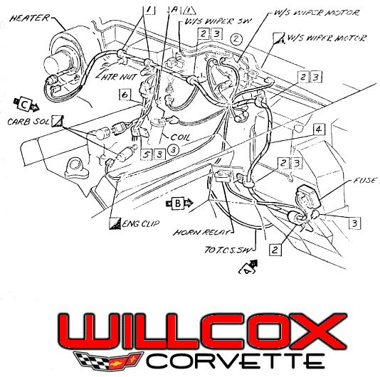 74 corvette wiring diagram 1974 corvette engine wiring harness diagram e2 wiring diagram  corvette engine wiring harness diagram