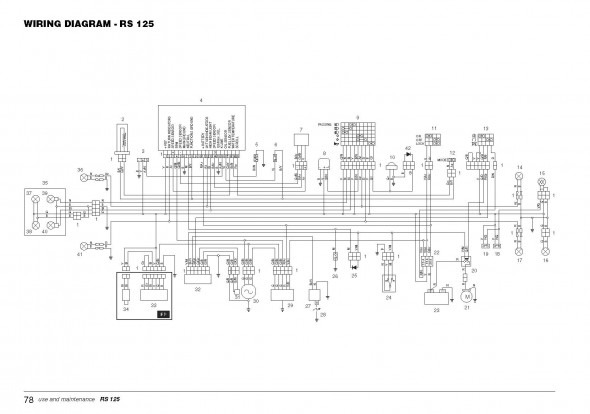 [SCHEMATICS_4CA]  Aprilia 125 Wiring Diagram - Wiring Diagrams | Aprilia Radio Wiring Diagrams |  | karox.fr