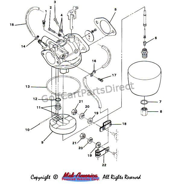 1988 ezgo wiring diagram wk 3540  golf cart ez go golf cart wiring diagram gas club car  golf cart wiring diagram gas club car