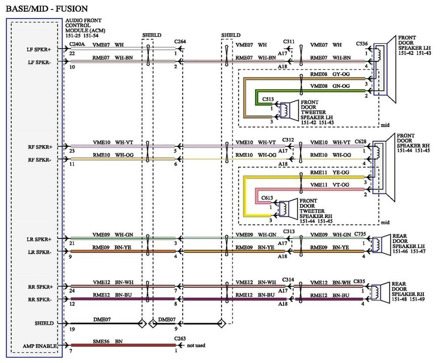 Diagram 2008 Ford Fusion Audio Diagram Full Version Hd Quality Audio Diagram Pundiagramj Maglierugbyonline It