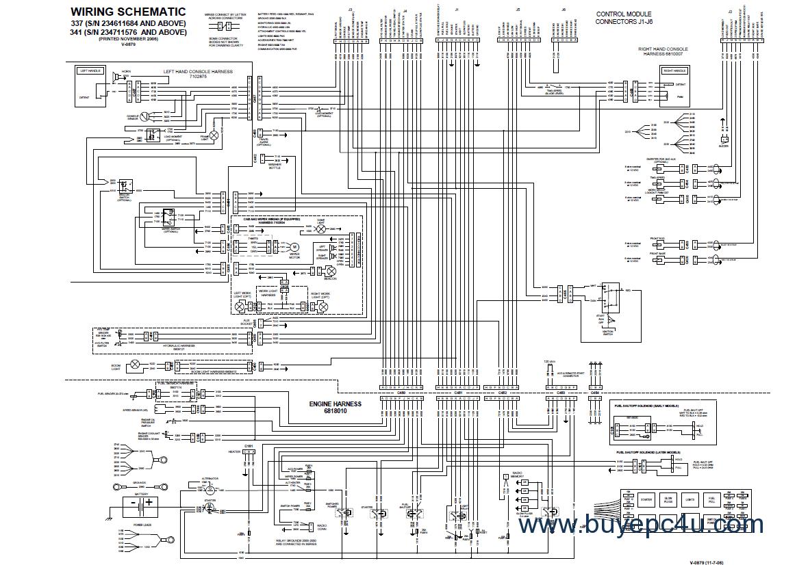 RY_4814] Bobcat 753 Loader Diagram Schematic WiringBapap Gritea Mohammedshrine Librar Wiring 101