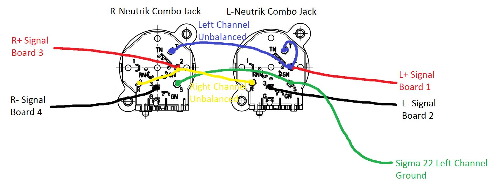 Cy 6060 Xlr To 1 4 Wiring Diagram