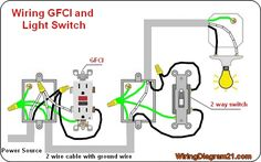 [DIAGRAM_5FD]  CC_7445] How To Wire A Gfci Schematic To A Light Switch | Light Switch With Gfci Schematic Wiring Diagram |  | Nuvit Etic Mohammedshrine Librar Wiring 101