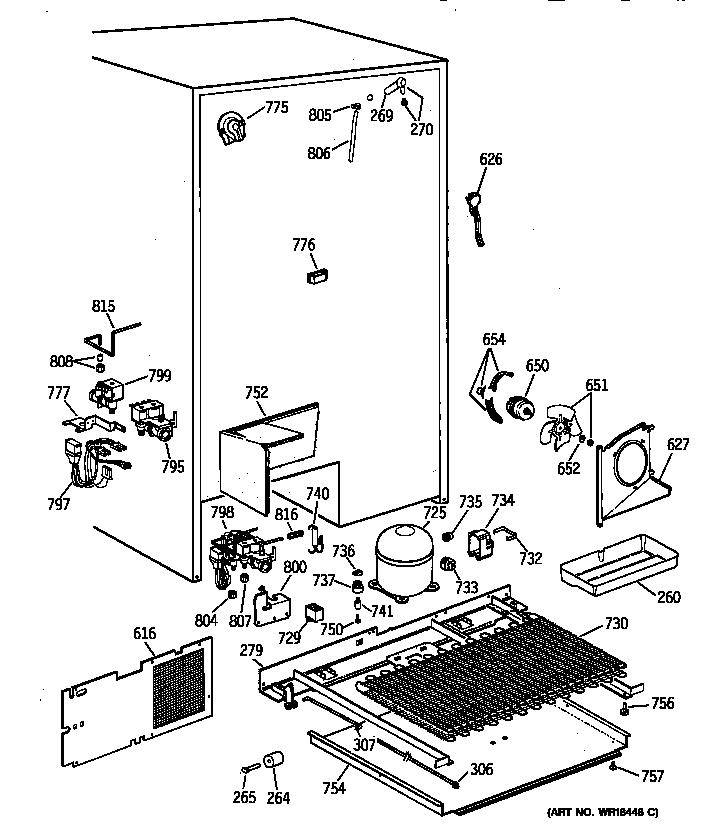 Superb Ge Refrigerator Schematic Basic Electronics Wiring Diagram Wiring Cloud Inklaidewilluminateatxorg
