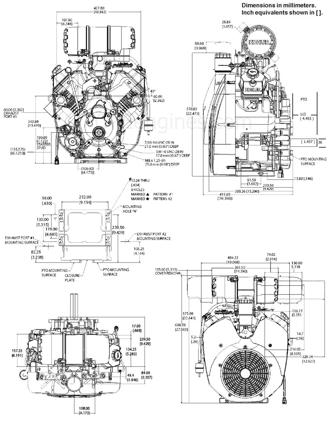 Pleasing 1 4 Hp K321 Kohler Engine Wiring Diagram Basic Electronics Wiring Wiring Cloud Domeilariaidewilluminateatxorg