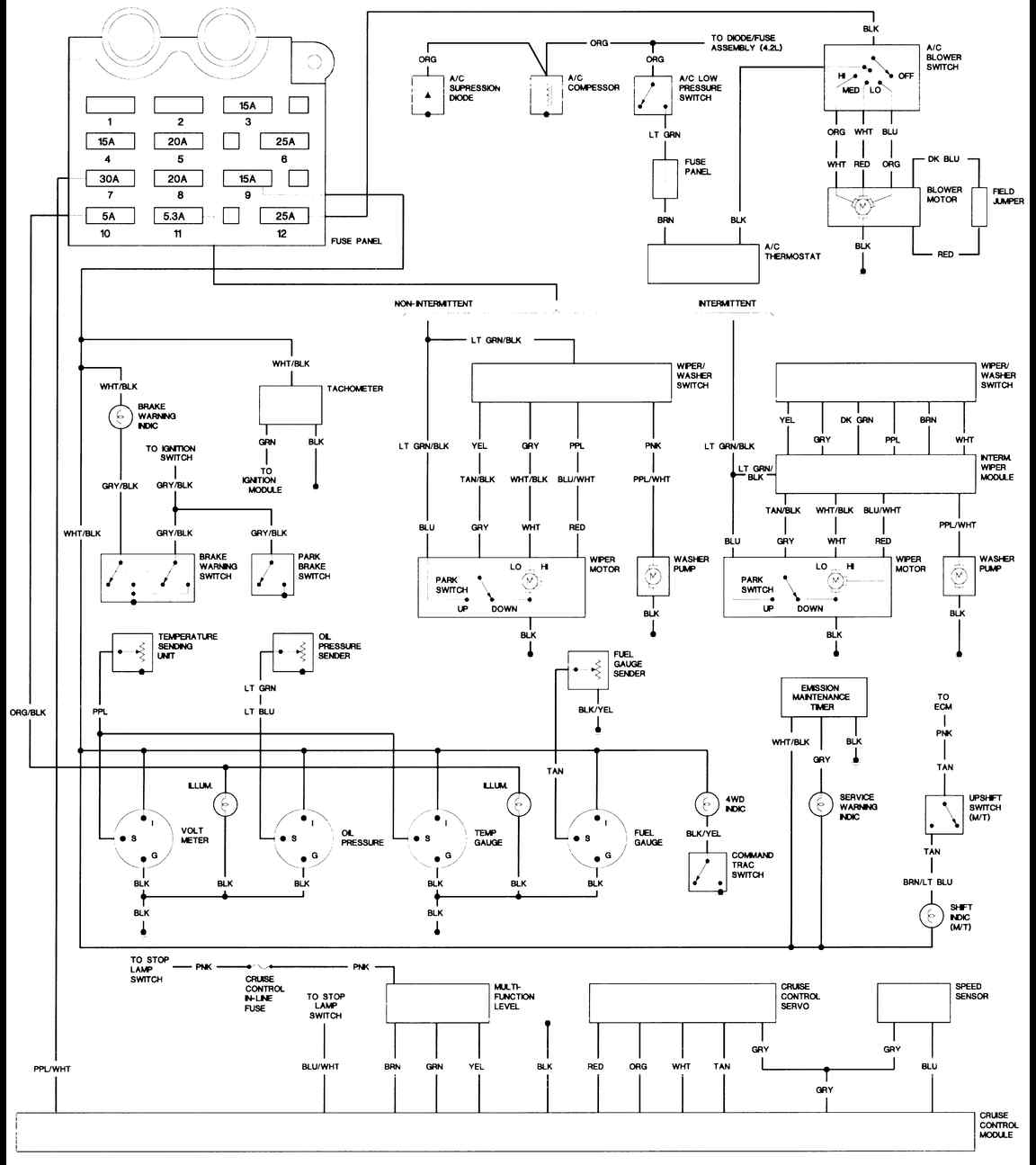 KB_9030] Addition 2000 Jeep Wrangler Wiring Diagram In Addition Jeep  Wrangler Download Diagram