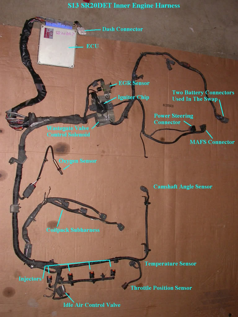 [QNCB_7524]  Ka24de Wiring Harness - Wiring Diagrams For Air Dryers for Wiring Diagram  Schematics   240sx Wiring Harness Diagram      Wiring Diagram Schematics